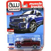2018 FORD F-150 LARIAT(LIGHTNING BLUE) CHASE CAR