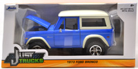 1973 FORD BRONCO (BLUE)