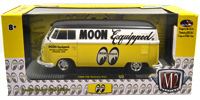 MOONEYES - 1960 VW DELIVERY VAN