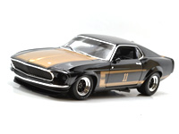ACME 1969 FORD MUSTANG BOSS 302 - SMOKEY YUNICK