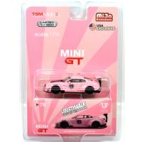 LB WORKS NISSAN GT-R R35 TYPE 2 WING (PINK PIG)