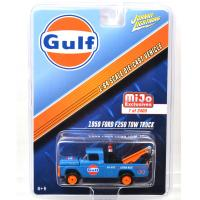 MIJO EXCLUSIVE - 1959 FORD F-250 TOW TRUCK-GULF