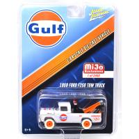 MIJO EXCLUSIVE - 1959 FORD F-250 TOW TRUCK-WHITE L