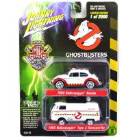 MG MINIS EXCLUSIVE - GHOSTBUSTERS ECTO 1 2PACK