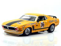 1970 FORD BOSS 302 MUSTANG #16 - FOULGER FORD