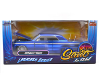 MiJo EXCLUSIVE - 1964 CHEVY IMPALA (BLUE)
