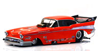 "1/16 1957 Tom ""Mongoose""McEwen '57 CHEVY FUNNY CAR"