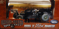 HIGHWAY 61 1/18 1929 FORD MODEL A ROADSTER #33B