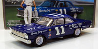 UNIVERSITY OF RACING 1/24 1965 FORD GALAXIE #11