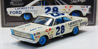 UNIVERSITY OF RACING 1/24 1965 FORD GALAXIE #28