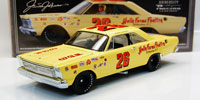 UNIVERSITY OF RACING 1/24 1965 FORD GALAXIE #26