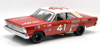 UNIVERSITY OF RACING 1/24 1965 FORD GALAXIE #21