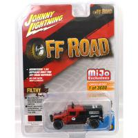 MIJO EXCLUSIVE - OFF ROAD - HUMMER H1 WAGON (RED)
