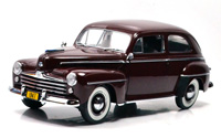 1947 FORD SUPER DELUXE TUDOR SEDAN