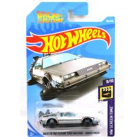 BACK TO FUTURE TIME MACHINES - HOVER MODE