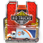 INTERNATIONAL DURASTER BOX TRUCK - GULF OIL