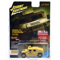 MIJO EXCLUSIVE - MILLITARY OUTFIT HUMVEE