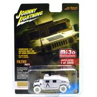 MIJO EXCLUSIVE - MILLITARY OUTFIT HUMVEE(WHITE LIG