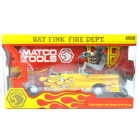 MATCO TOOLS EXCLUSIVE '55WARD LAFRAMNCE FIRE TRUCK