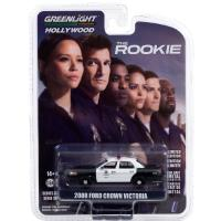 2008 FORD CROWN VICTORIA (LAPD) - THE ROOKIE