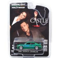 2009 DODGE CHARGER - CASTLE(GREEN MACHINE)