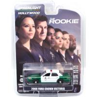 2008 FORD CROWN VICTORIA (LAPD) - THE ROOKIE(GREEN