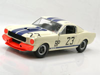 1965 FORD SHELBY MUSTANG GT350 R #23 CHARLIE KEMP