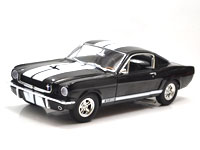 1965 FORD SHELBY MUSTANG GT 350 BLACK