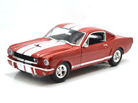 1965 FORD SHELBY MUSTANG GT 350 RED