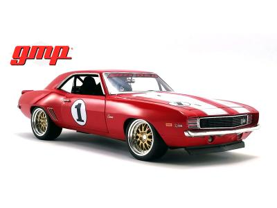 GMP  1:18  1969 CHEVROLET CAMARO - BIG RED CAMARO