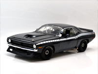 1970 PLYMOUTH TRANS AM CUDA STREET VERSION
