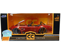 1/24 COLLECTOR'S CLUB - '65 SHELBY COBRA 427 S/C