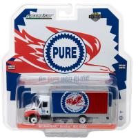INTERNATIONAL DURASTAR BOX TRUCK-PURE OIL CO