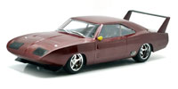FAST & FURIOUS 6 1969 DODGE CHARGER DAYTONA CUSTOM