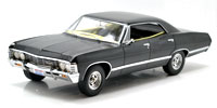 1967 CHEVROLET IMPALA SPORT SEDAN SUPERNATURAL
