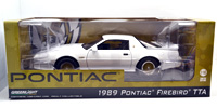 "1989 PONTIAC ""TURBO"" TRANS AM TTA HARD TOP WHITE"