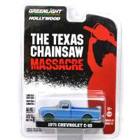 THE TEXAS CHAIN SAW MASSACRE - CHEVROLET C-10(GREE