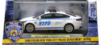 2013 FORD FUSION POLICE - NYPD