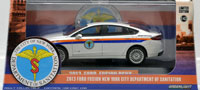 2013 FORD FUSION POLICE - DSNY