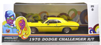 1970 DODGE CHALLENGER R/T(YELLOW)