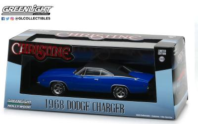 CHRISTHINE - 1968 DODGE CHARGER