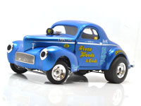 STONE WOODS & COOK - 1941 GASSER