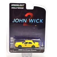 JOHN WICK 2 - 2008 FORD CROWN VICTORIA TAXI(GREEN
