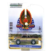 FALL GUY STUNTMAN ASSOCIATION 1982 GMC K-2500