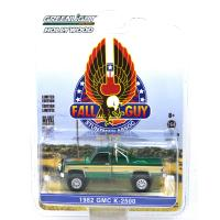 FALL GUY STUNTMAN ASSOCIATION 1982 GMC K-2500 (GRE