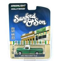 SANFORD & SON - 1971 CHEVROLET C-10(GREEN MACHINE)