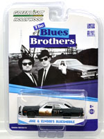 BLUES BROTHERS - JAKE&ELWOOD'S BLUESMOBILE