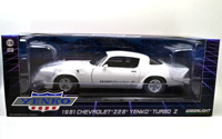 1981 CHEVROLET Z28 YENKO TURBO Z (WHITE)