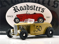LA ROADSTERS 50th ANNIVERSARY 1932 VINTAGE FORD