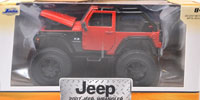 2007 JEEP WRANGLER OFF-ROAD VERSION(RED)